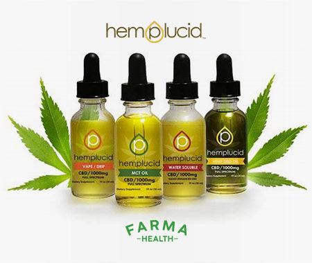 HEMPLUCID  WATER SOLUBLE