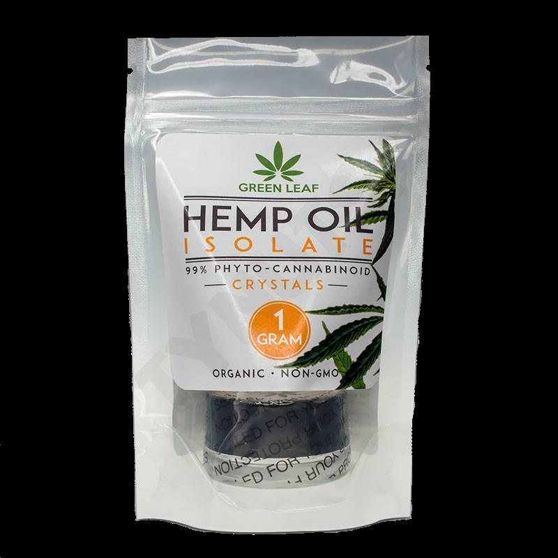 Green Leaf Hemp Oil