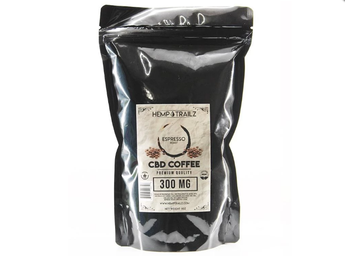 Hemp Trailz CBD Coffee