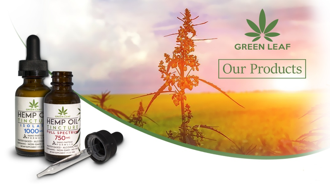 Green Leaf Hemp Oil